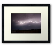 WOW!!!!!! Should I be scared????  Framed Print