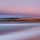 purple sunset by Jackie Cooper