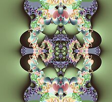 The fractal totem by CanDuCreations