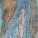 Waterfall Goddess by Anthea  Slade