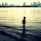Odaiba Boy by kibishipaul