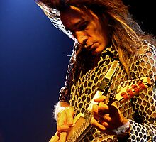 Steve Vai by BBilly