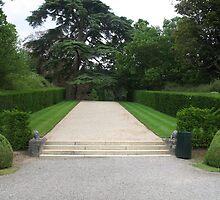 Blenheim Palace Gardens  by leelee