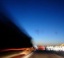 Traffic by Meg Andrews