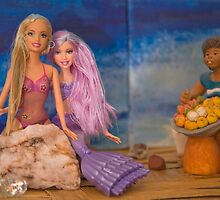 Barbie makes a friend by Cathy Immordino