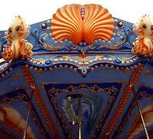 Carousel by Wayne Gerard Trotman