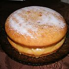 Lemon Victoria Sponge by AnnDixon