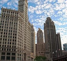 Down The Old Chicago River by MClementReilly
