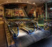 Queen's Plaza. Brisbane, Australia. by David James