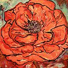 My Father's Paper Poppy by Julie-Ann Vellios