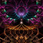 Psychedelic Fractal Circus by webgrrl