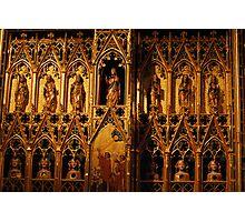 Klaren-Altar Photographic Print