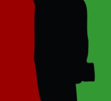 Fists Up Logo Sticker