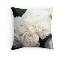 Touch of Blush Throw Pillow