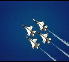 Thunderbirds II by ericthom57