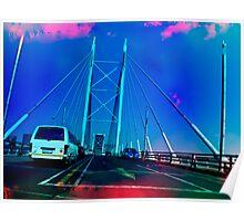 Nelson Mandela Bridge Poster