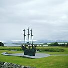 &quot;Famine Ship&quot;at Murrisk,Co.Mayo,Ireland.[View Large] by Pat Duggan