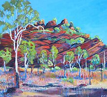 Kununurra #2  by Virginia McGowan