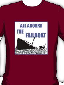 FAILBOAT T-Shirt