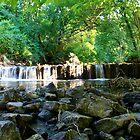 Waterfall by SBrown