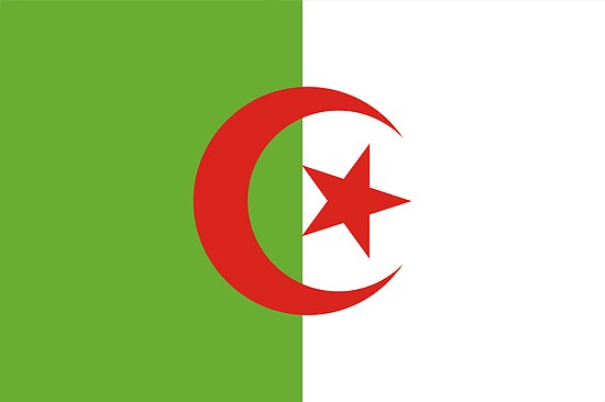 Algeria, national id by AravindTeki