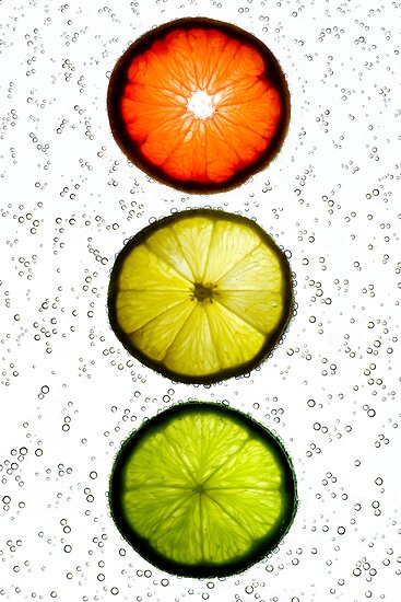 Citrus Light by caffeinepowered