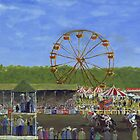 County Fair by Peter Worsley