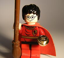 Harry Potter by HRLambert