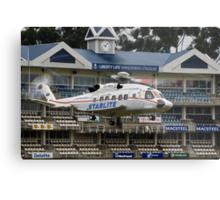 Sikorsky S-92 @ The Wanderers Cricket Stadium Metal Print