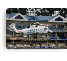 Sikorsky S-92 @ The Wanderers Cricket Stadium Canvas Print