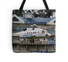 Sikorsky S-92 @ The Wanderers Cricket Stadium Tote Bag