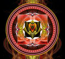 Chakras: 1 Root Chakra by ecoartopia