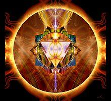 Chakras: 3 Solar Plexus by ecoartopia