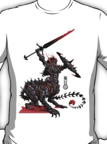 The Game of Kings, Wave Two: The Black King's Knight T-Shirt