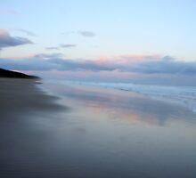 Anglesea - Sun on ocean by liquidlines