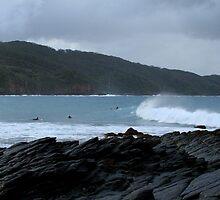 Ocean surfing  by liquidlines