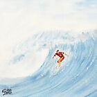 The Surfer by Ken Powers