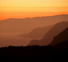 Marin Headlands Sunset by JohnKay
