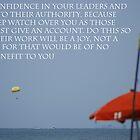 leadership by Denise Benson