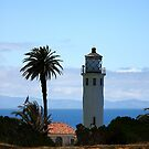 Point Vicente Lighthouse by Anne-Marie Bokslag