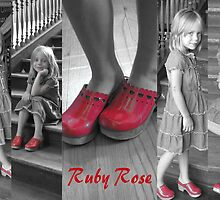 Ruby Slippers by Rebecca Jarboe