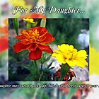 Card for Daughter by Greeting Cards by Tracy DeVore
