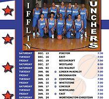 Mifflin Basketball by Thomas Gluck