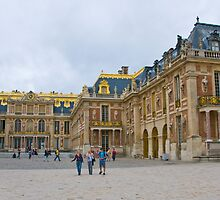 The Palace of Versailles by Sheila Laurens