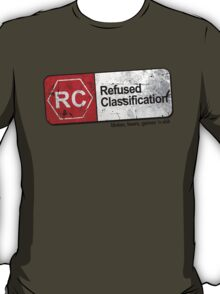 Refused Classification - The Shirt T-Shirt