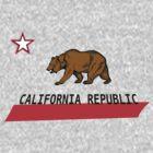 Cali Flag by chrisjpepe