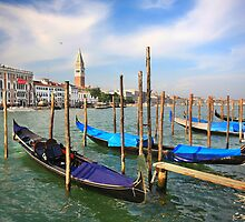 Gondolas by Christophe Testi