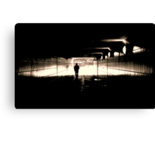 COLD-CASE Canvas Print