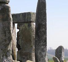 Stonehenge II by Linda Hardt