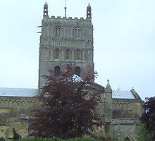 Tewkesbury Abbey by anaisnais